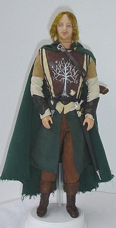 Faramir Ooak Doll