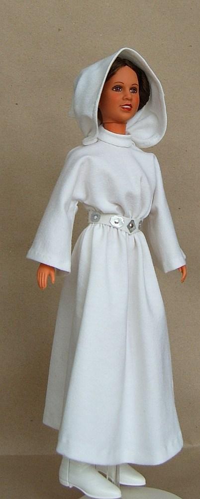 Princess Leia Organa Ooak A New Hopepicnic Dress For 12