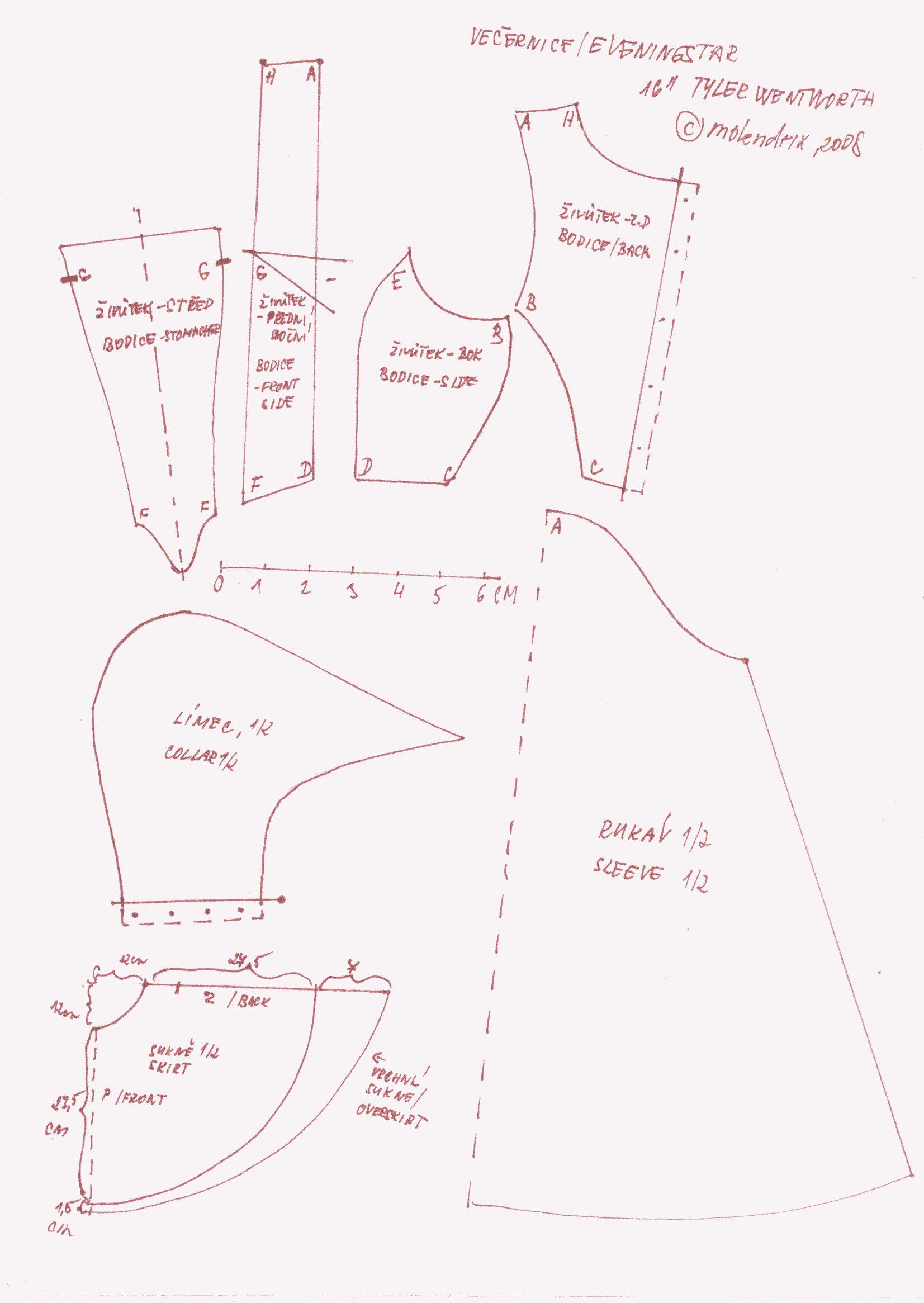 Free Bratz Doll Crochet Clothes Pattern - katbar | Bio