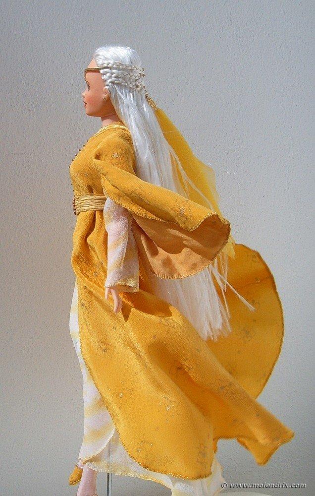 Сшить платье кукле своими руками