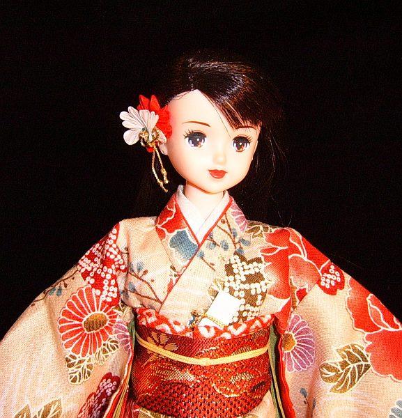 Japanese Jenny Doll
