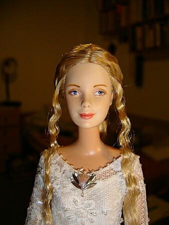 Galadriel Mirror Dress