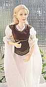 Eowyn shieldmaiden ooak for Barbie doll