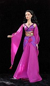 "Inara Serra -  ooak costume from Firefly for 16"" Tonner doll"