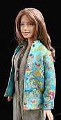 "Kaylee from Firefly TV series - costume for a 12"" Barbie doll - ooak"