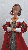 ooak baroque precieuse barbie doll
