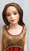 River Tam - costume from Firefly for ooak doll