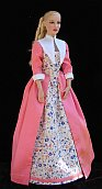"Honorata Van Gould from Black Corsair -ooak costume for 16"" doll"