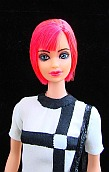 Mod dress for Barbie
